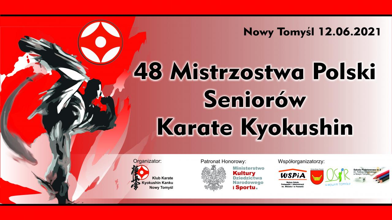 48 Mistrzostwa Polski Seniorów Karate Kyokushin